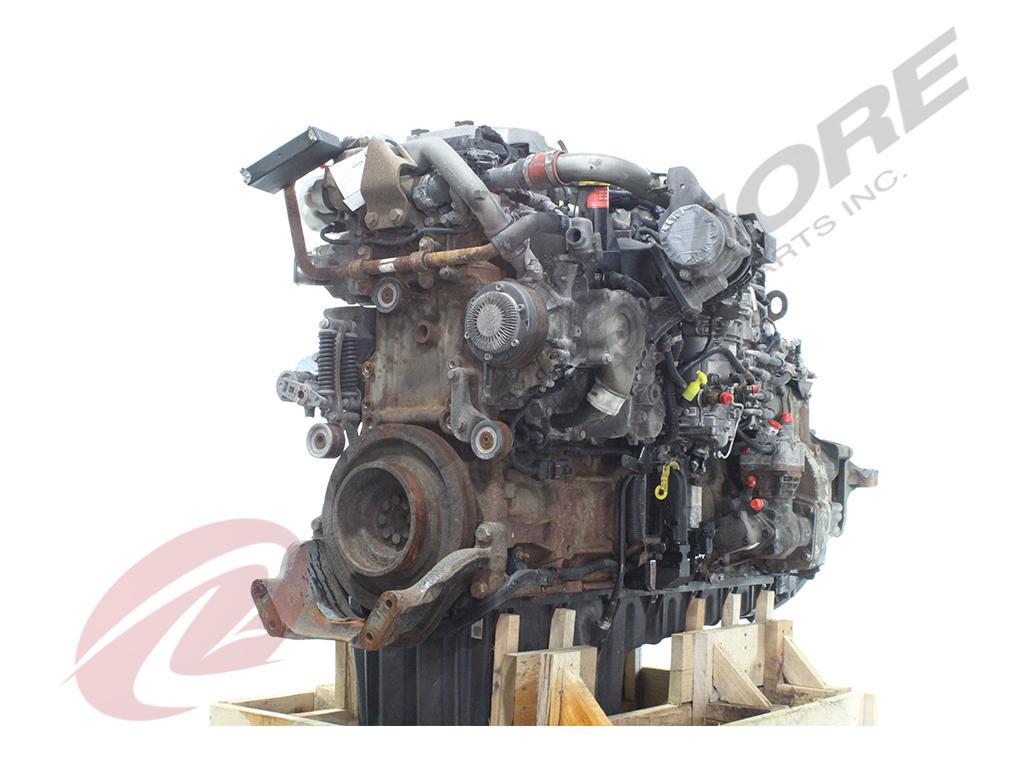 2016 DETROIT DD15 ENGINE ASSEMBLY TRUCK PARTS #712469