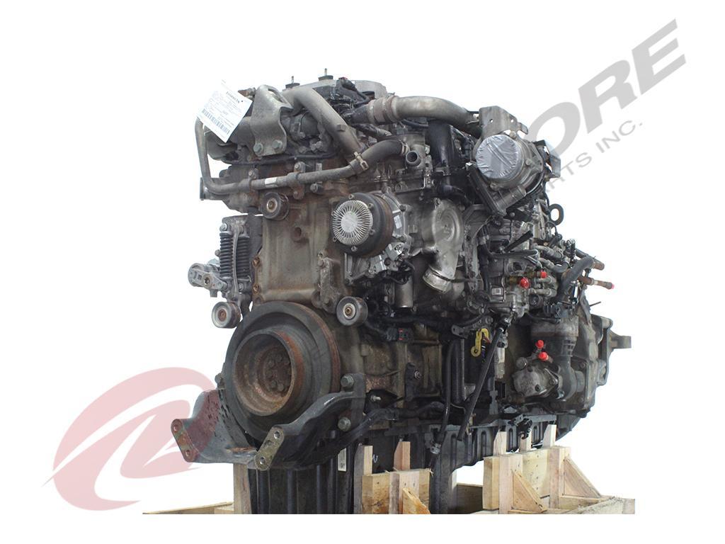 2015 DETROIT DD15 ENGINE ASSEMBLY TRUCK PARTS #712470