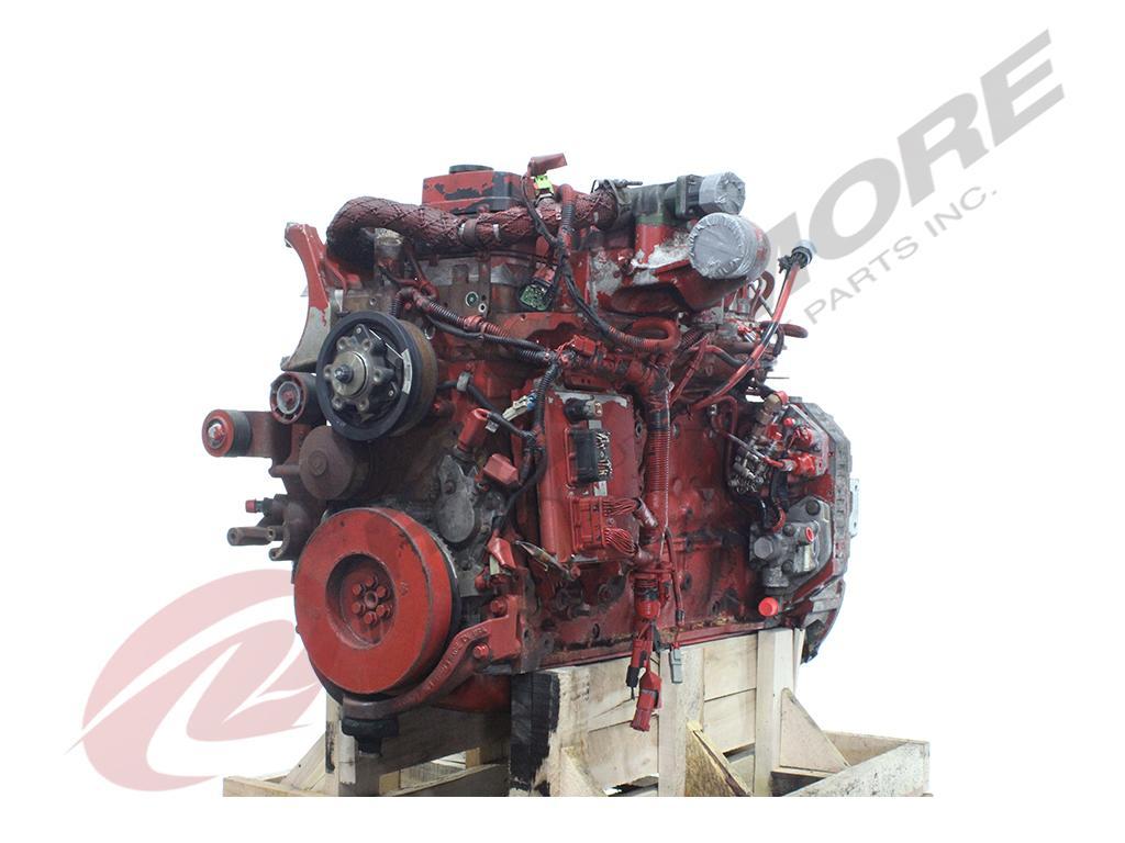 2009 CUMMINS ISB6.7 ENGINE ASSEMBLY TRUCK PARTS #712472