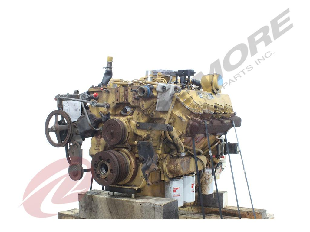 CATERPILLAR 3208T ENGINE ASSEMBLY TRUCK PARTS #712477
