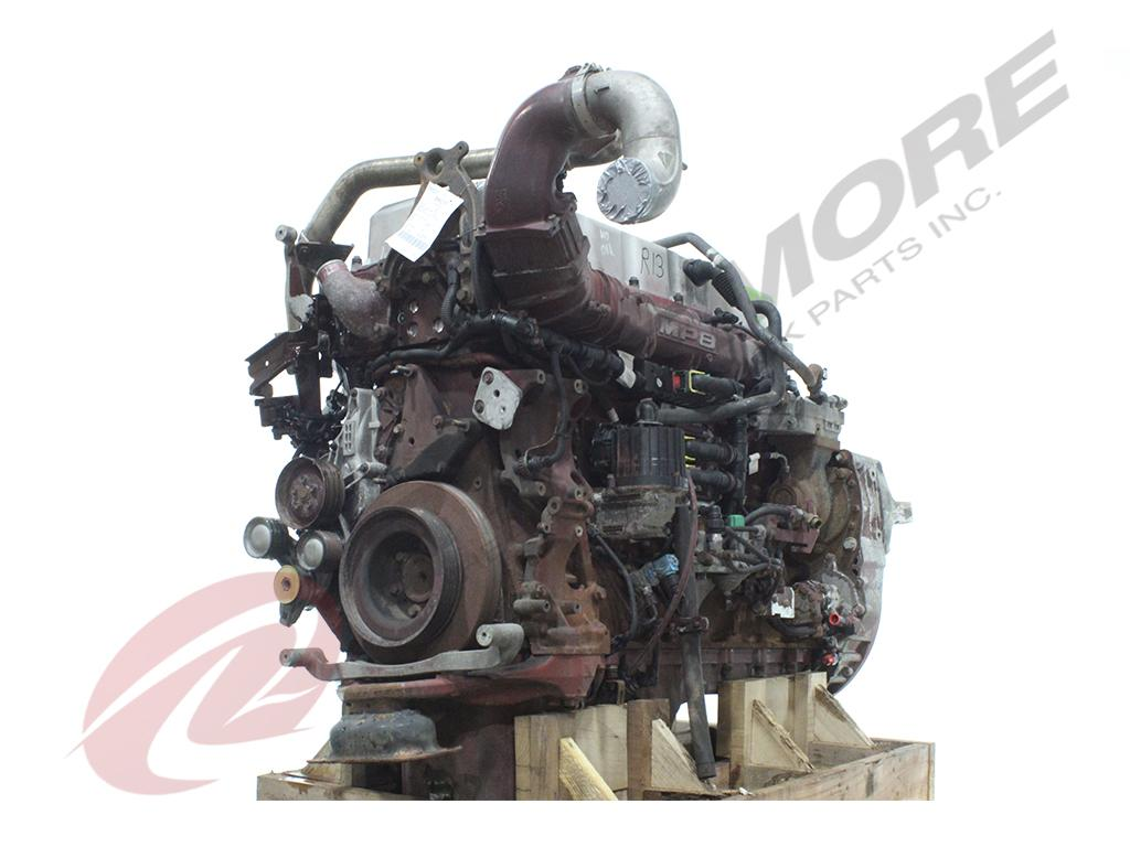 MACK MP8 ENGINE ASSEMBLY TRUCK PARTS #712474