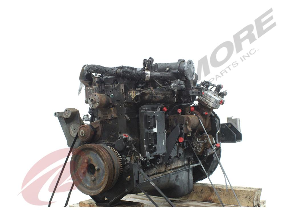 CUMMINS ISBCR5.9 ENGINE ASSEMBLY TRUCK PARTS #711269