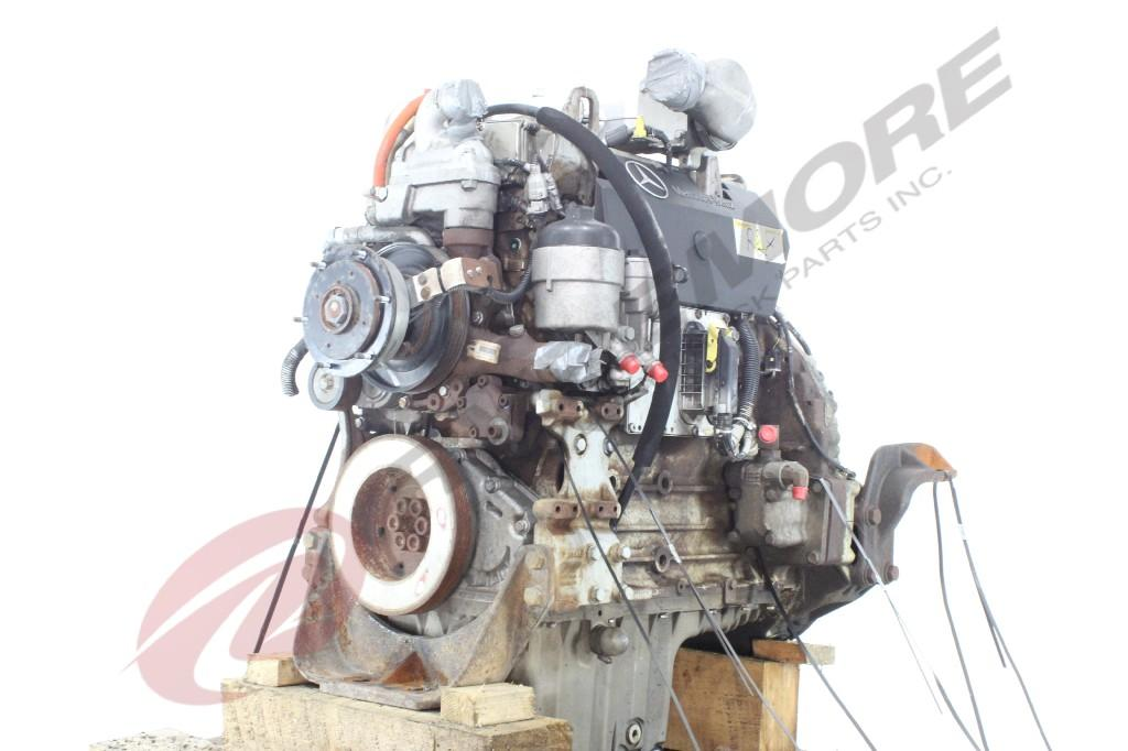 MERCEDES OM904 ENGINE ASSEMBLY TRUCK PARTS #726633