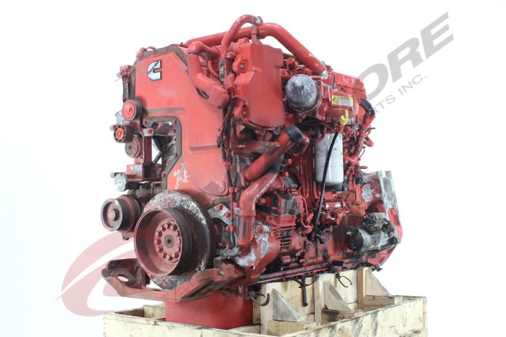 CUMMINS ISX15 ENGINE ASSEMBLY TRUCK PARTS #726597
