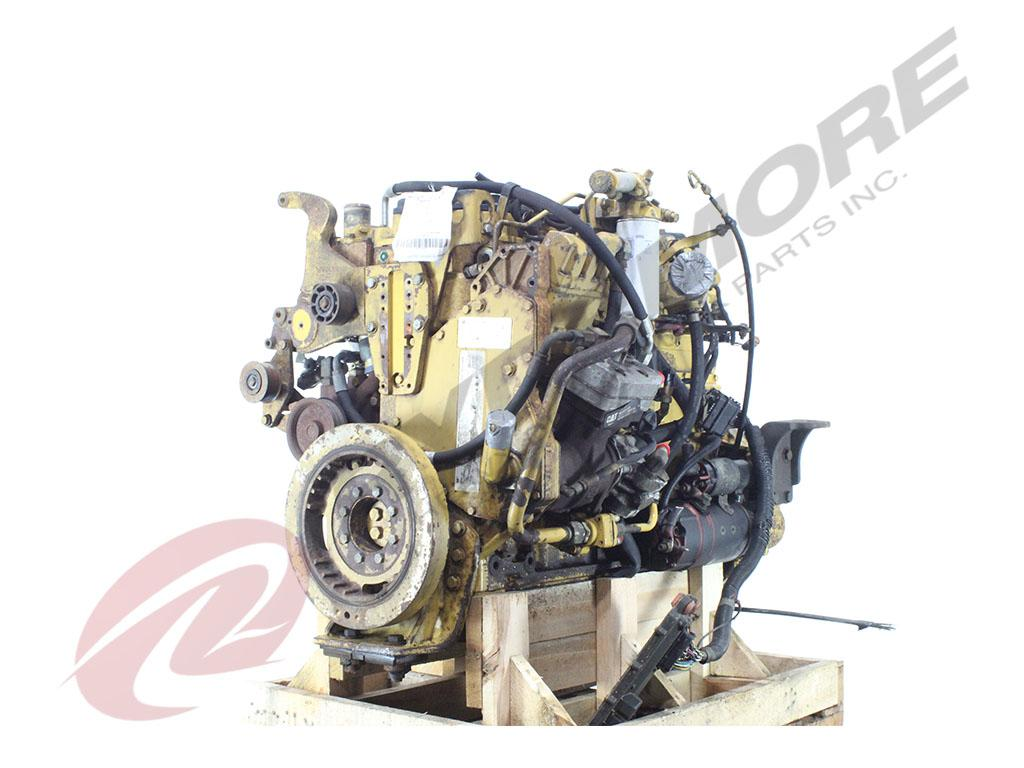 CATERPILLAR C-7 ENGINE ASSEMBLY TRUCK PARTS #726625