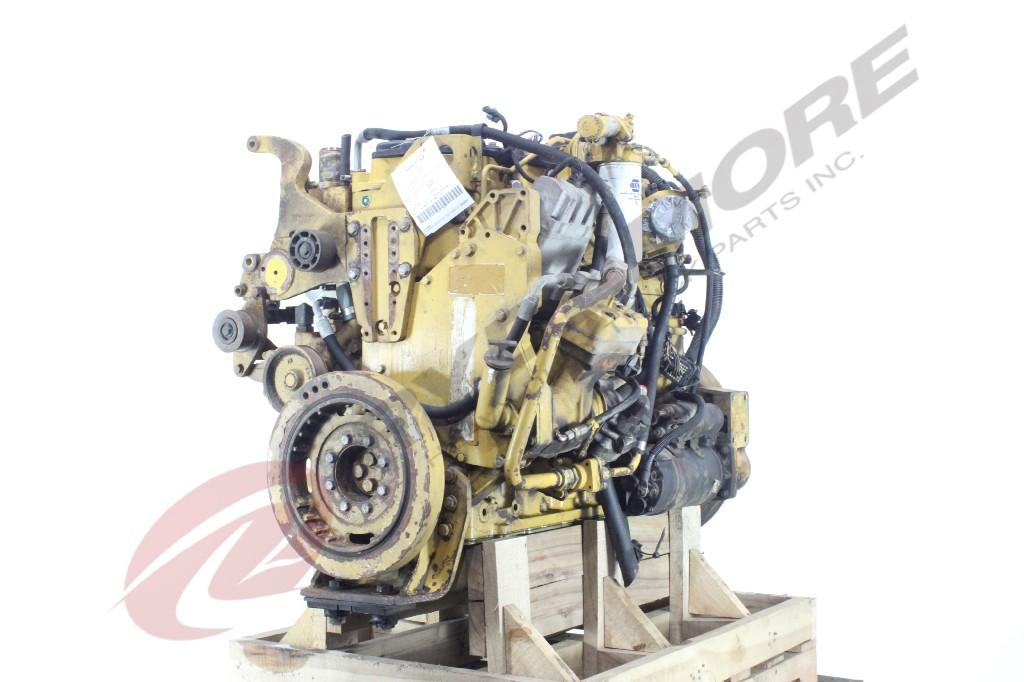 CATERPILLAR C-7 ENGINE ASSEMBLY TRUCK PARTS #726638