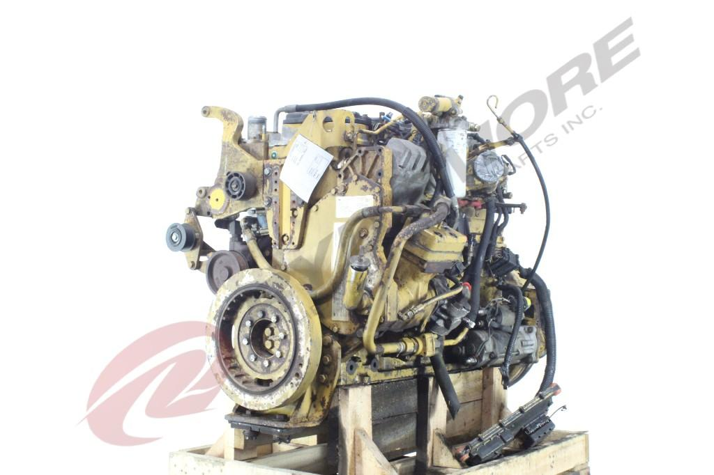 CATERPILLAR C-7 ENGINE ASSEMBLY TRUCK PARTS #726627
