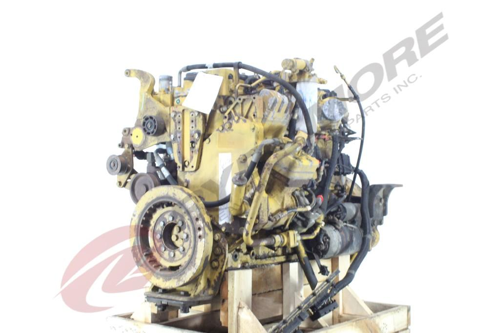 CATERPILLAR C-7 ENGINE ASSEMBLY TRUCK PARTS #726624