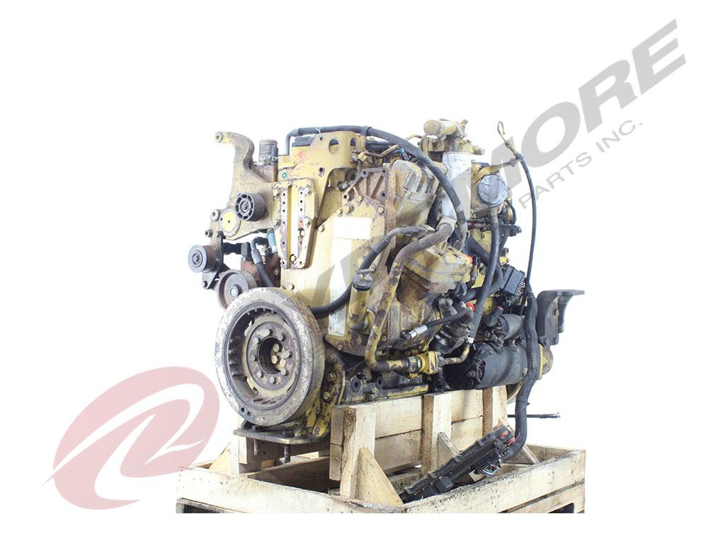 CATERPILLAR C-7 ENGINE ASSEMBLY TRUCK PARTS #726622