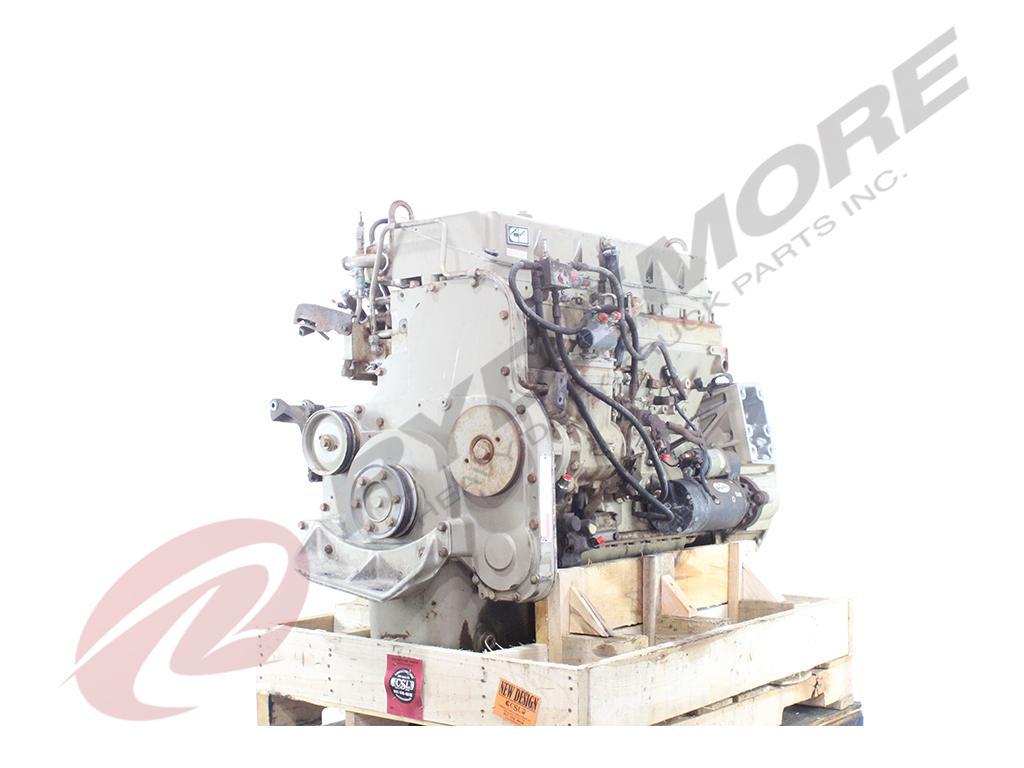 CUMMINS L10 ENGINE ASSEMBLY TRUCK PARTS #726636