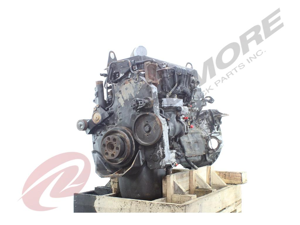 CUMMINS ISM ENGINE ASSEMBLY TRUCK PARTS #726604