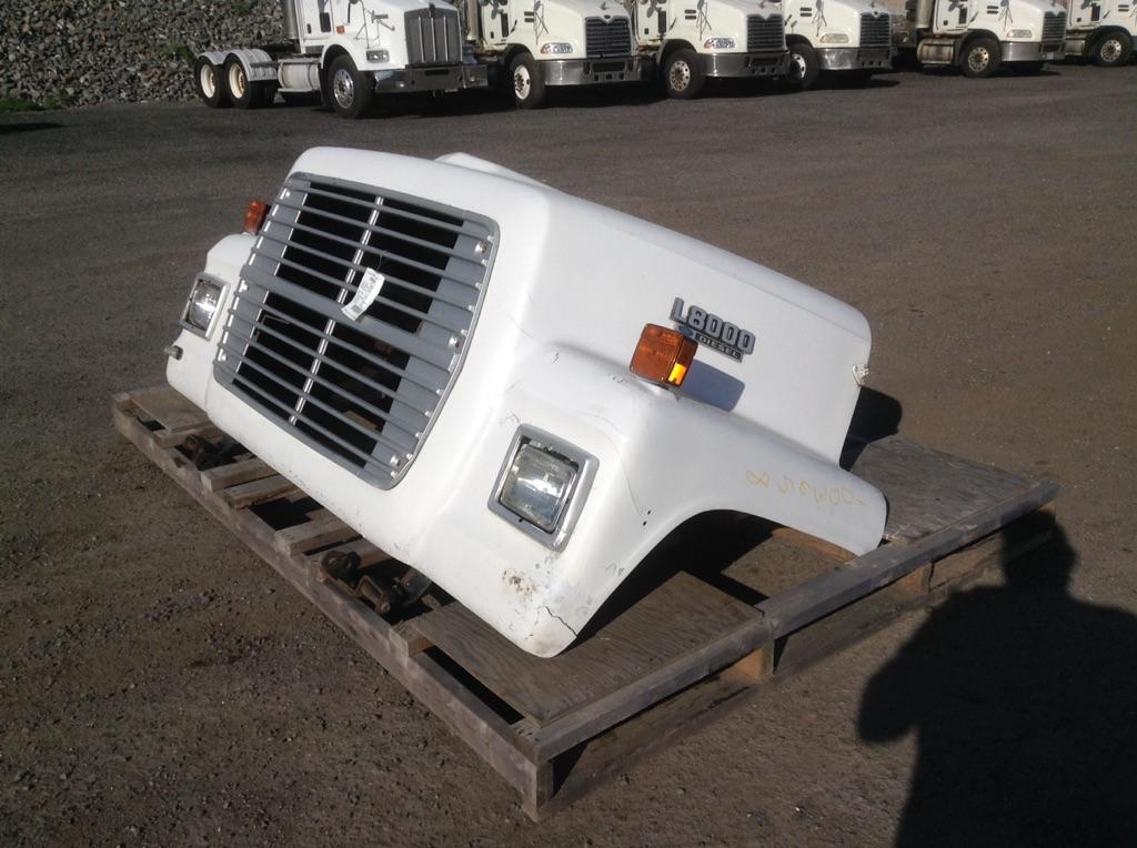 1994 FORD LN8000 HOOD TRUCK PARTS #757180