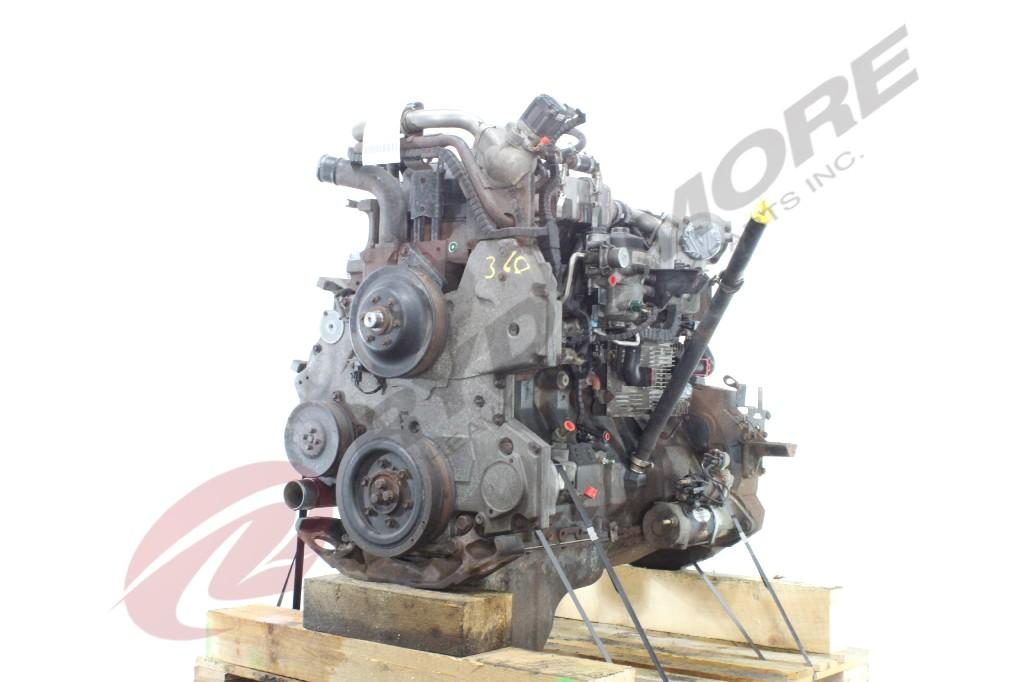2009 INTERNATIONAL MAXXFORCE DT ENGINE ASSEMBLY TRUCK PARTS #729520