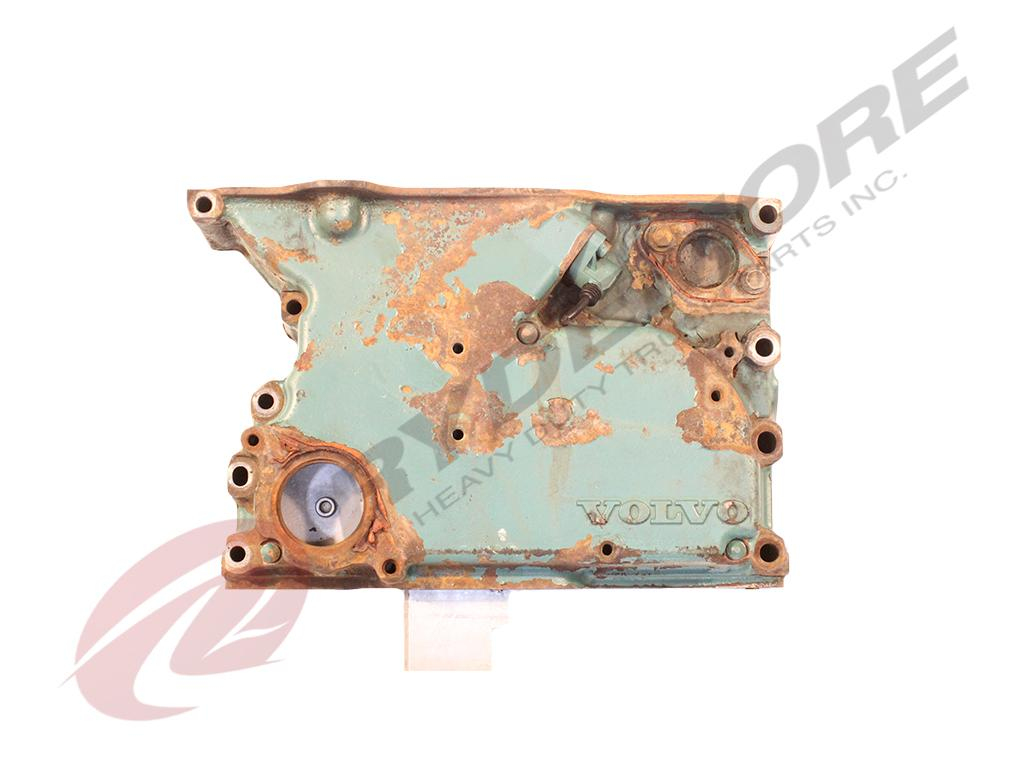 VOLVO D12 FRONT COVER TRUCK PARTS #748558