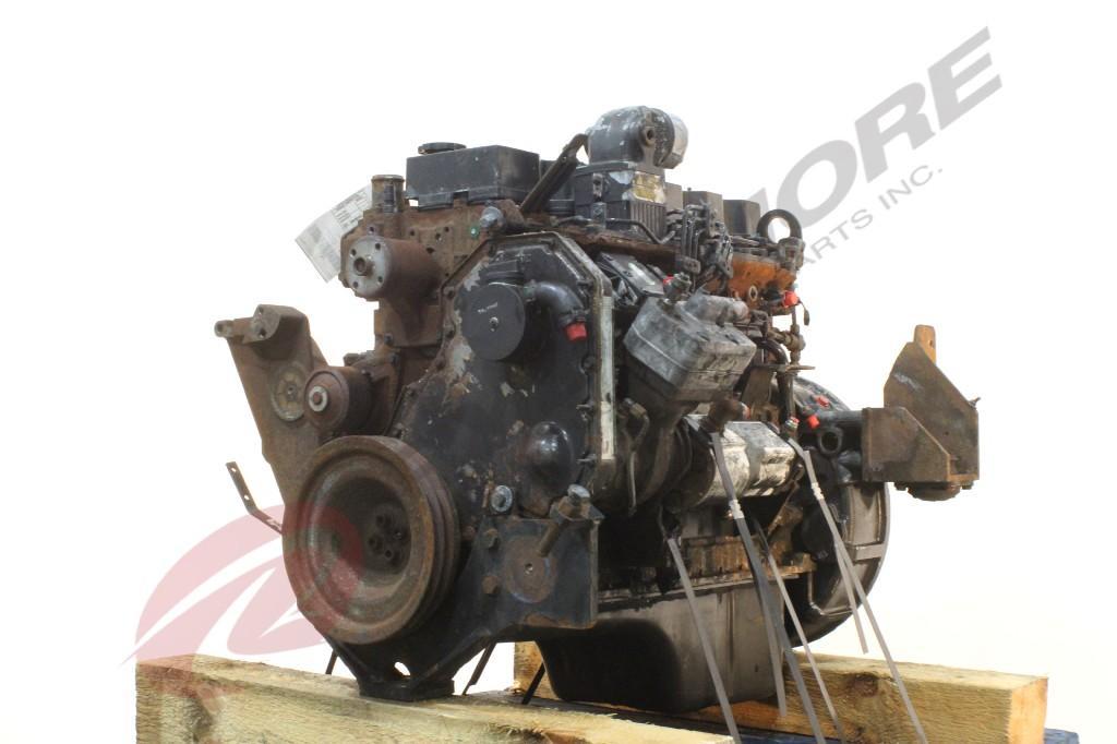 CUMMINS ISB5.9 ENGINE ASSEMBLY TRUCK PARTS #748384