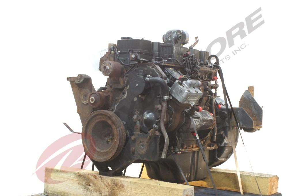 CUMMINS ISB5.9 ENGINE ASSEMBLY TRUCK PARTS #748385