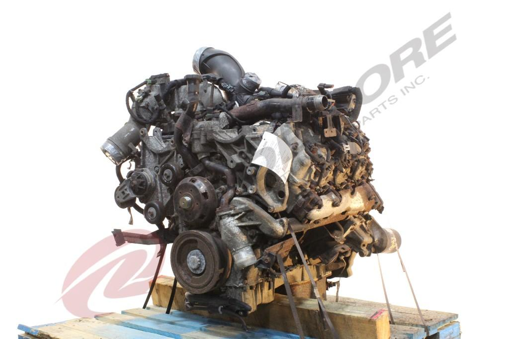 2006 GM 6.6 DURAMAX ENGINE ASSEMBLY TRUCK PARTS #780455
