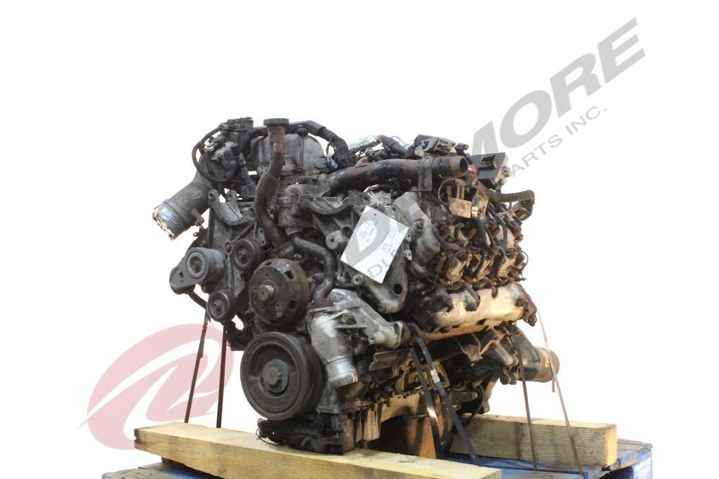 2006 GM 6.6 DURAMAX ENGINE ASSEMBLY TRUCK PARTS #780454