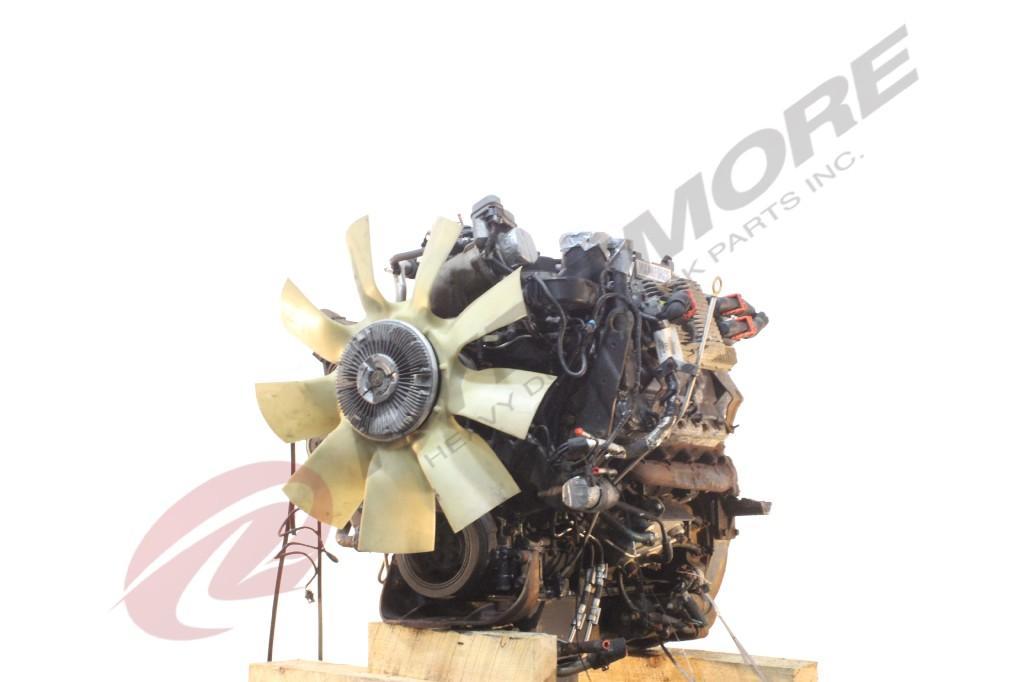 2010 INTERNATIONAL MAXXFORCE 7 ENGINE ASSEMBLY TRUCK PARTS #806922