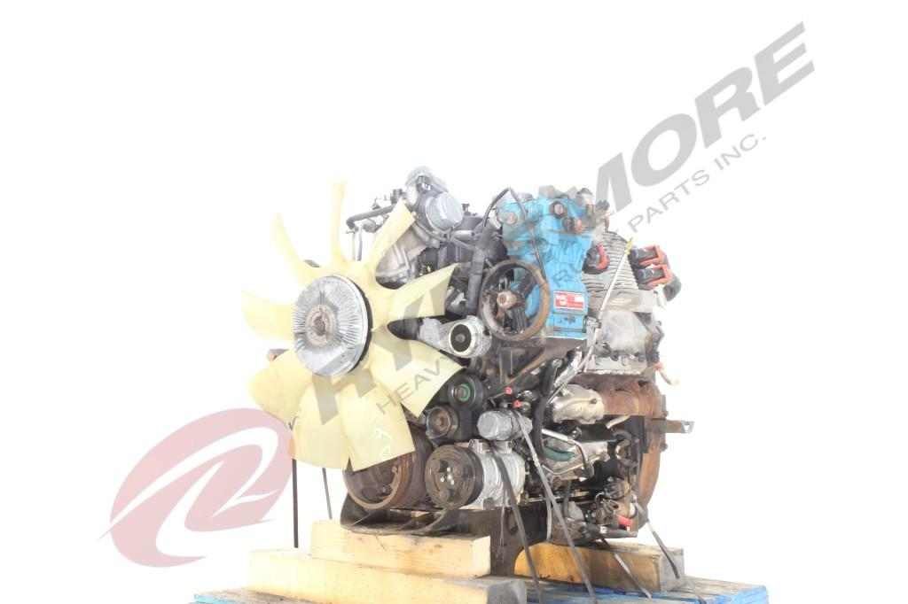 2010 INTERNATIONAL MAXXFORCE 7 ENGINE ASSEMBLY TRUCK PARTS #809019