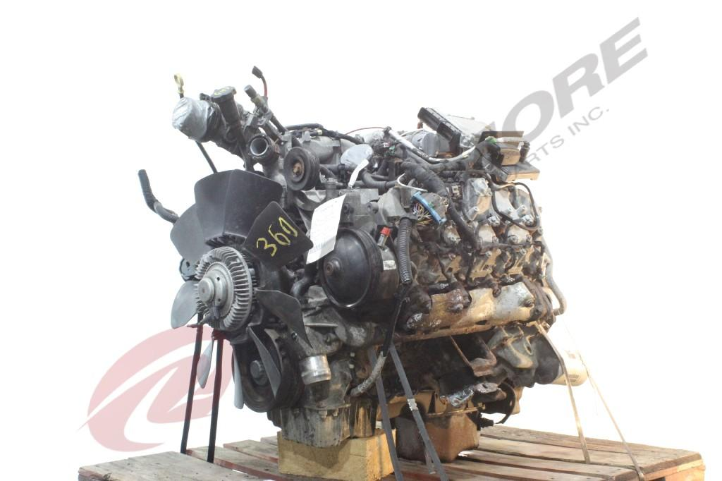2009 GM 6.6 DURAMAX ENGINE ASSEMBLY TRUCK PARTS #823065