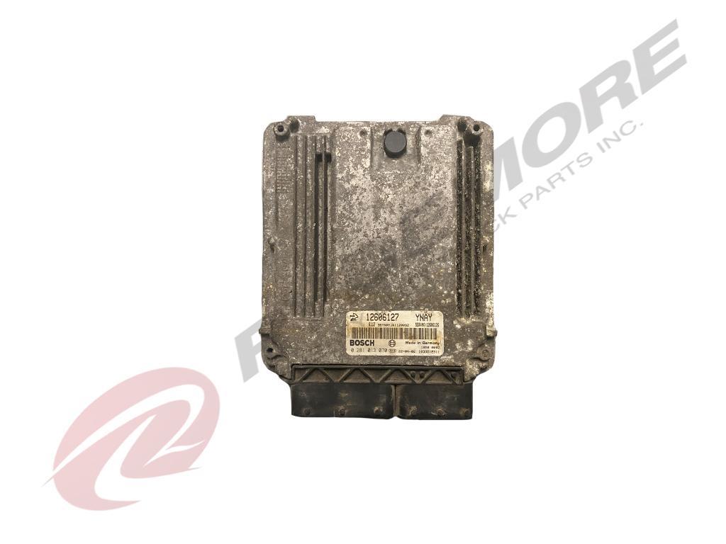 GM 6.6 DURAMAX ECM TRUCK PARTS #809083
