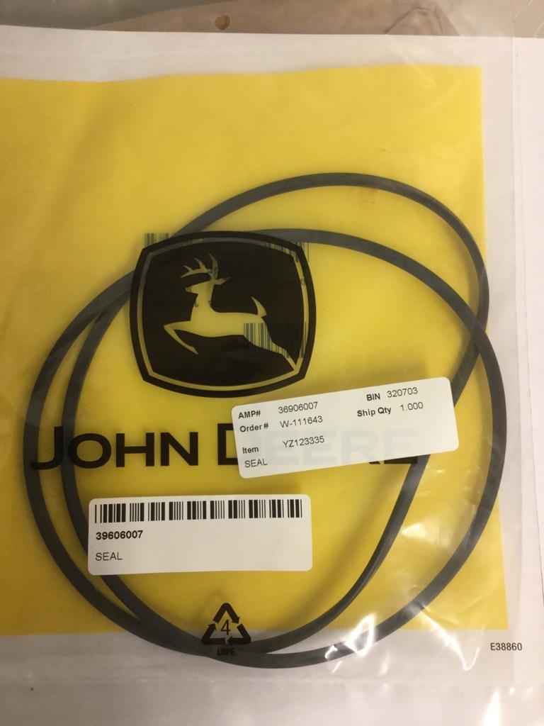 JOHN DEERE YZ123335