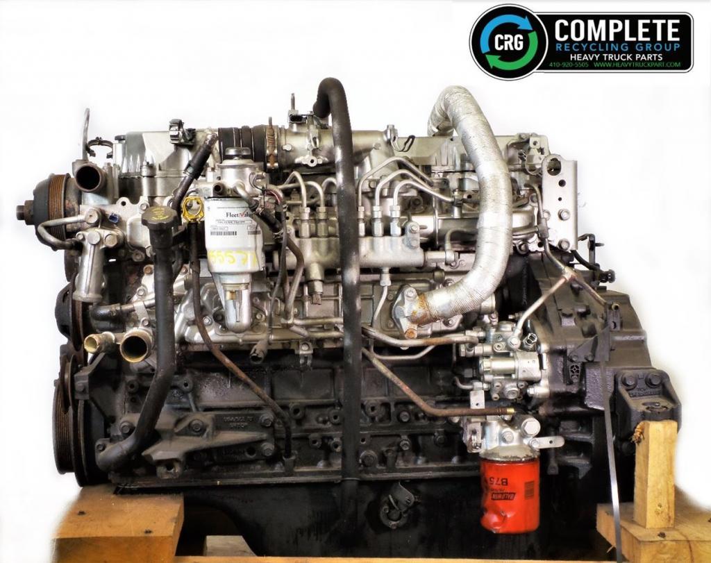 2005 ISUZU 6HK1X ENGINE ASSEMBLY TRUCK PARTS #679881