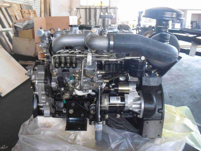 ISUZU 4JB1 ENGINE ASSEMBLY TRUCK PARTS #382092