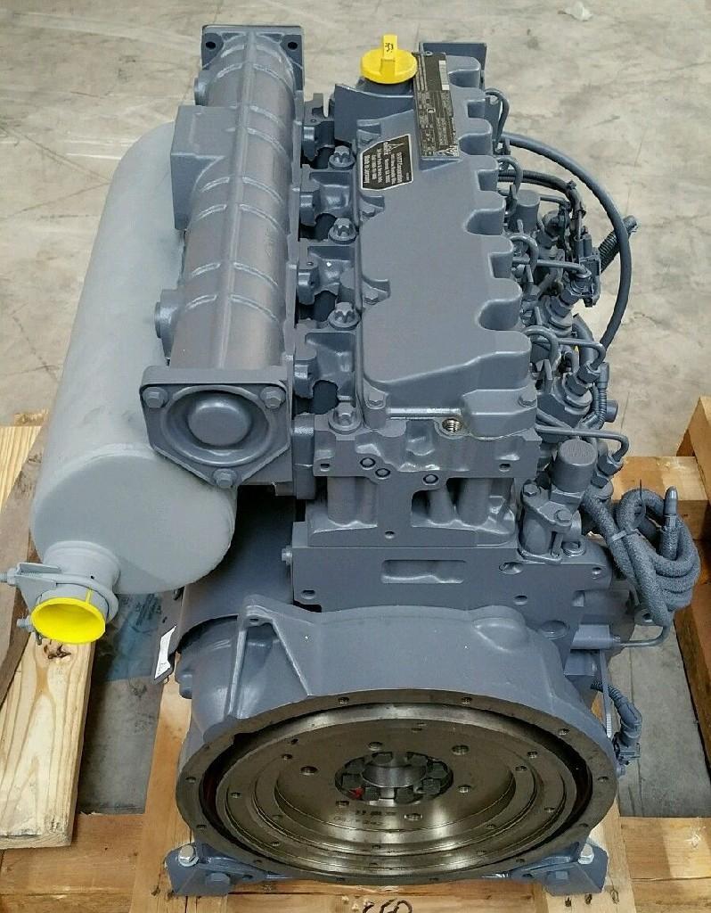 2015 DEUTZ D2011L04 ENGINE ASSEMBLY TRUCK PARTS #708404