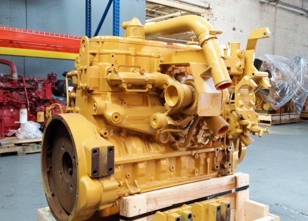 2002 CATERPILLAR 3126E ENGINE ASSEMBLY TRUCK PARTS #314357