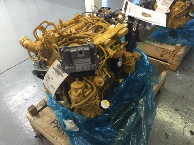 2013 CATERPILLAR C3.4B ENGINE ASSEMBLY TRUCK PARTS #708510