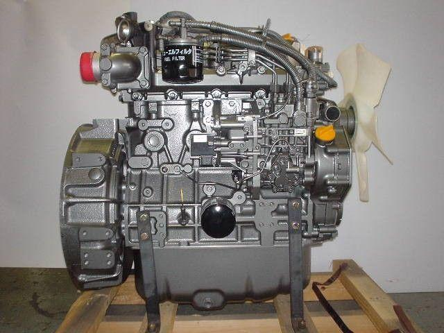 YANMAR 4TNV106T ENGINE ASSEMBLY TRUCK PARTS #708398