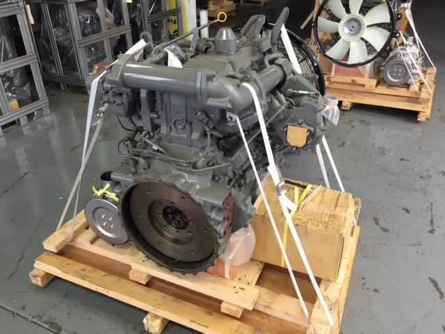 2012 ISUZU 4HK1XYGV ENGINE ASSEMBLY TRUCK PARTS #708391