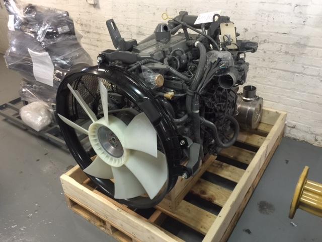 2012 ISUZU 4HK1XZSS-03 ENGINE ASSEMBLY TRUCK PARTS #403680