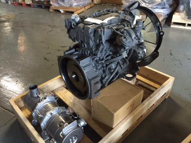 2012 ISUZU 4JJ1TABW ENGINE ASSEMBLY TRUCK PARTS #698606