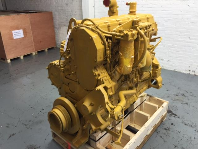CATERPILLAR 3406E 14.6L ENGINE ASSEMBLY TRUCK PARTS #395233