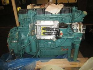 VOLVO TAD761VE ENGINE ASSEMBLY TRUCK PARTS #403906