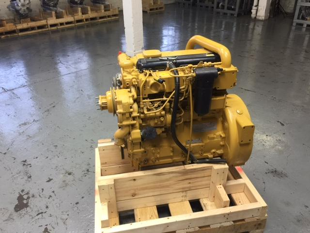2012 CATERPILLAR 3054 ENGINE ASSEMBLY TRUCK PARTS #708399