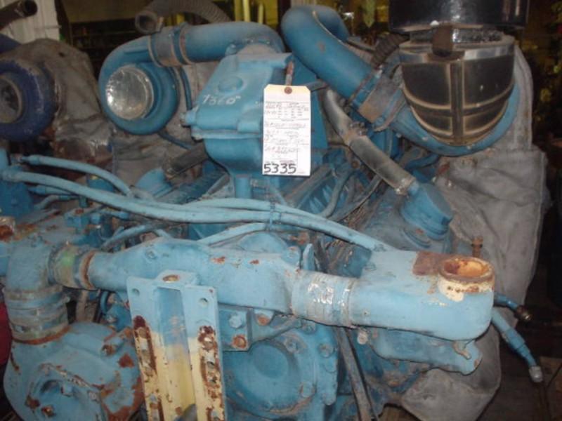 DETROIT 12V92T ENGINE ASSEMBLY TRUCK PARTS #273801