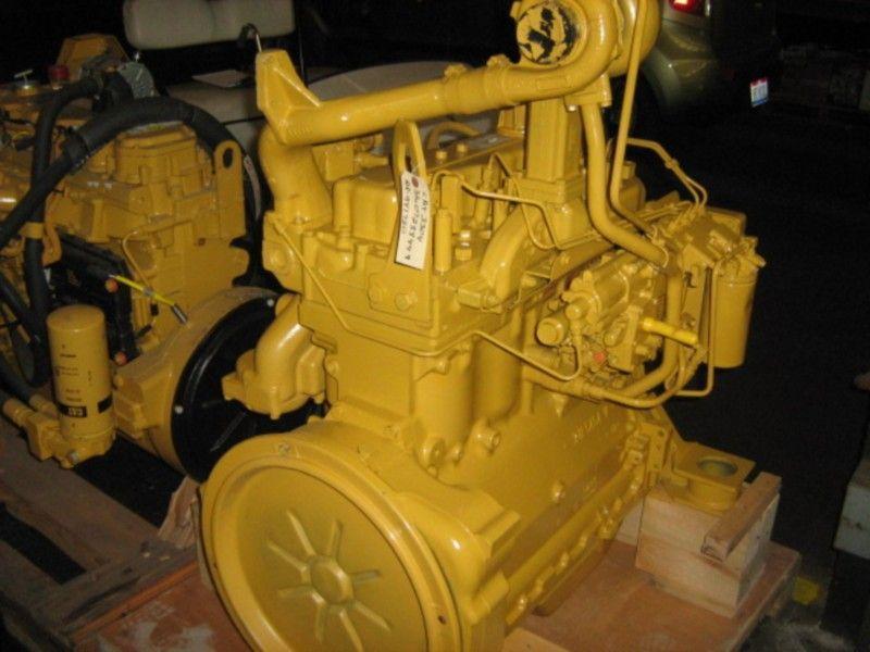 CATERPILLAR 3304DI