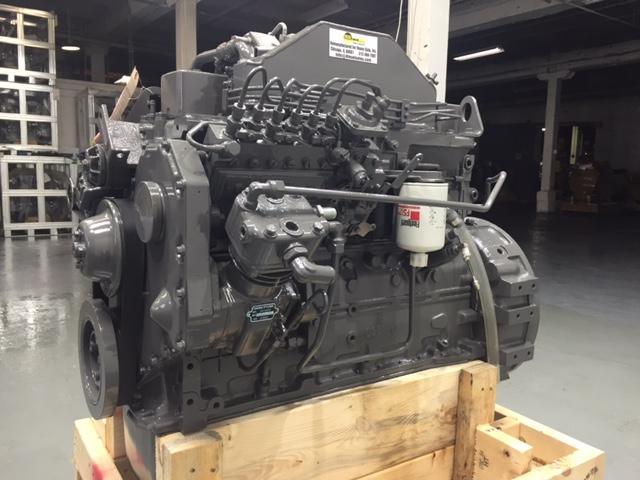 CUMMINS 6BTA ENGINE ASSEMBLY TRUCK PARTS #708402