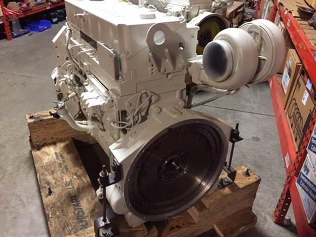 2015 CUMMINS QSM11 ENGINE ASSEMBLY TRUCK PARTS #504559