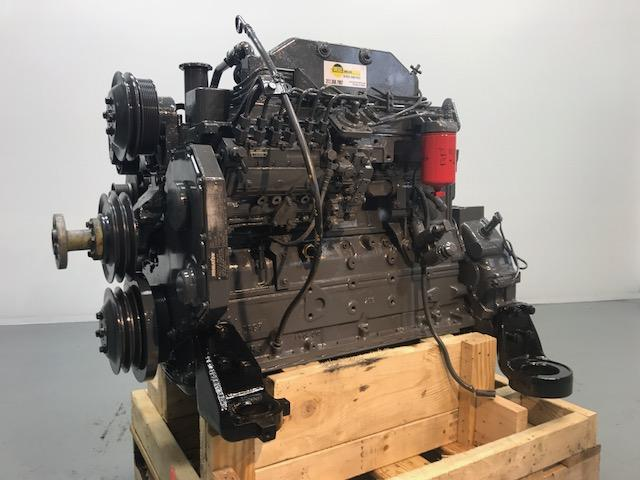 1988 KOMATSU SA6D102E ENGINE ASSEMBLY TRUCK PARTS #708410