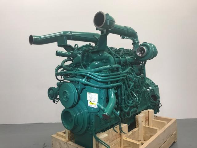 2003 VOLVO D10 ENGINE ASSEMBLY TRUCK PARTS #507452