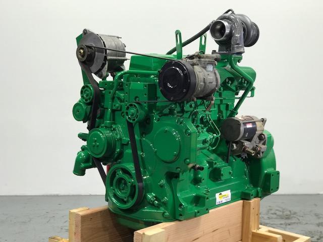 JOHN DEERE 4045H ENGINE ASSEMBLY TRUCK PARTS #545025