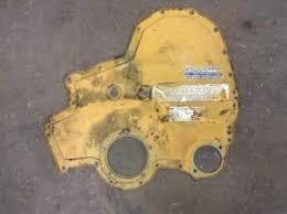 CATERPILLAR C-13 FRONT COVER TRUCK PARTS #698939
