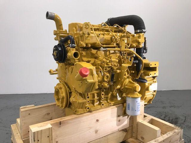 CATERPILLAR 3044T ENGINE ASSEMBLY TRUCK PARTS #698610