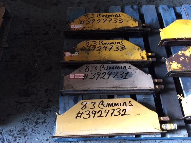 CUMMINS 6CT8.3 MISC ENGINE PART TRUCK PARTS #424788