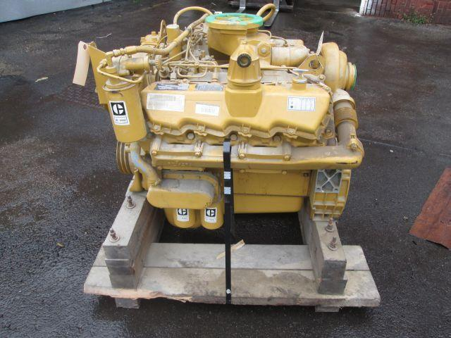 CATERPILLAR 3208T ENGINE ASSEMBLY TRUCK PARTS #708506